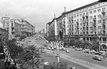 какая улица есть в москве: